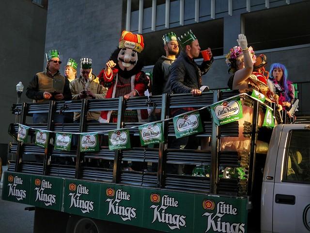 Bockfest parade