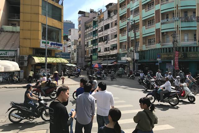 20171217-都市・交通計画研究室(西内研) ベトナム・ホーチミン研修3