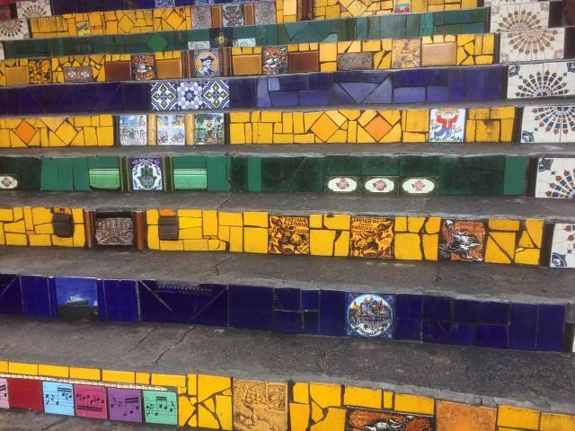 escadaria selaron 2 obiective turistice rio de janeiro