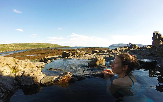 Hellulaug, Westfjords, Iceland