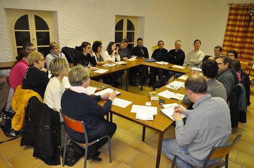 Délégués au synode