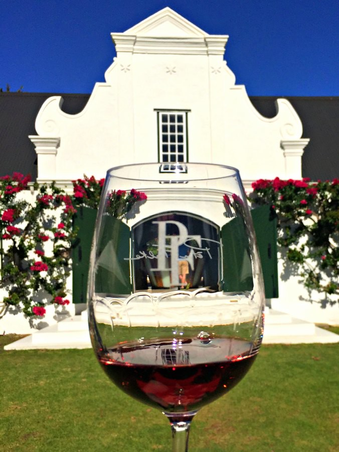 Peter Falk Wine Farm Stellenbosch