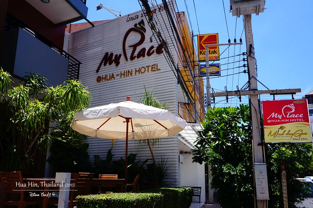 Hotel Review: My Place @ Hua Hin