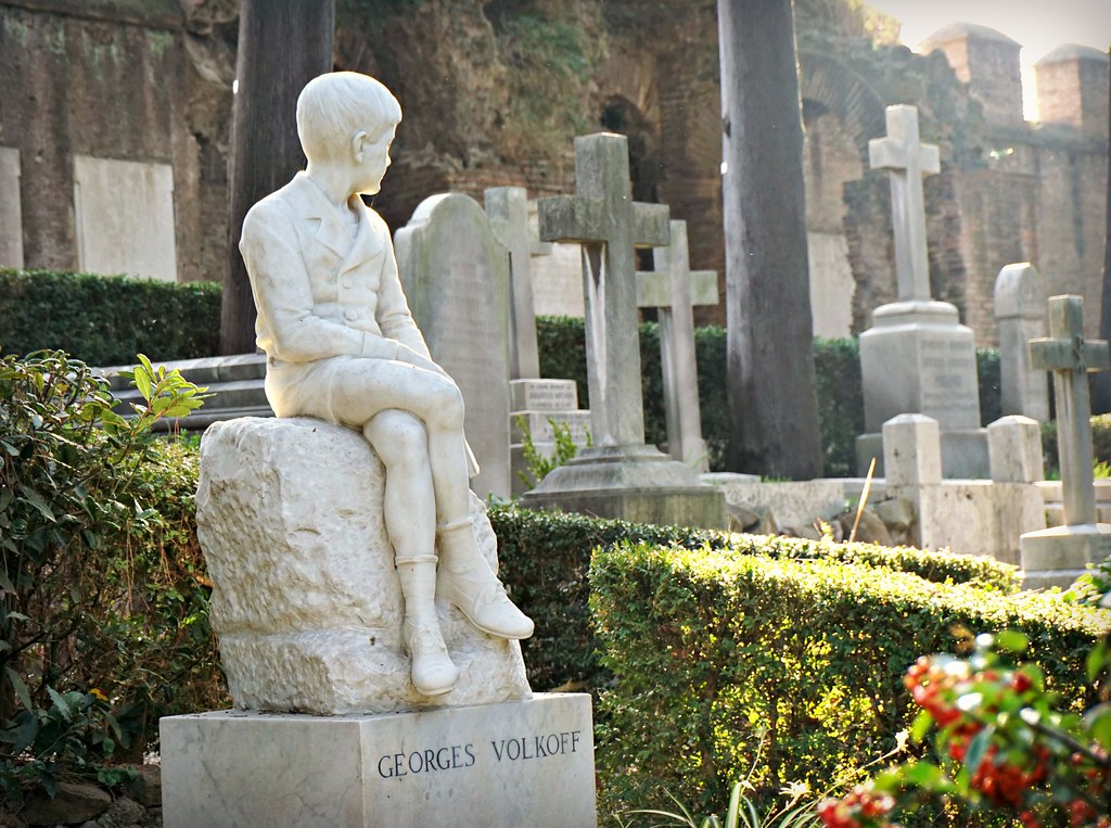 Protestant Cemetary Rome