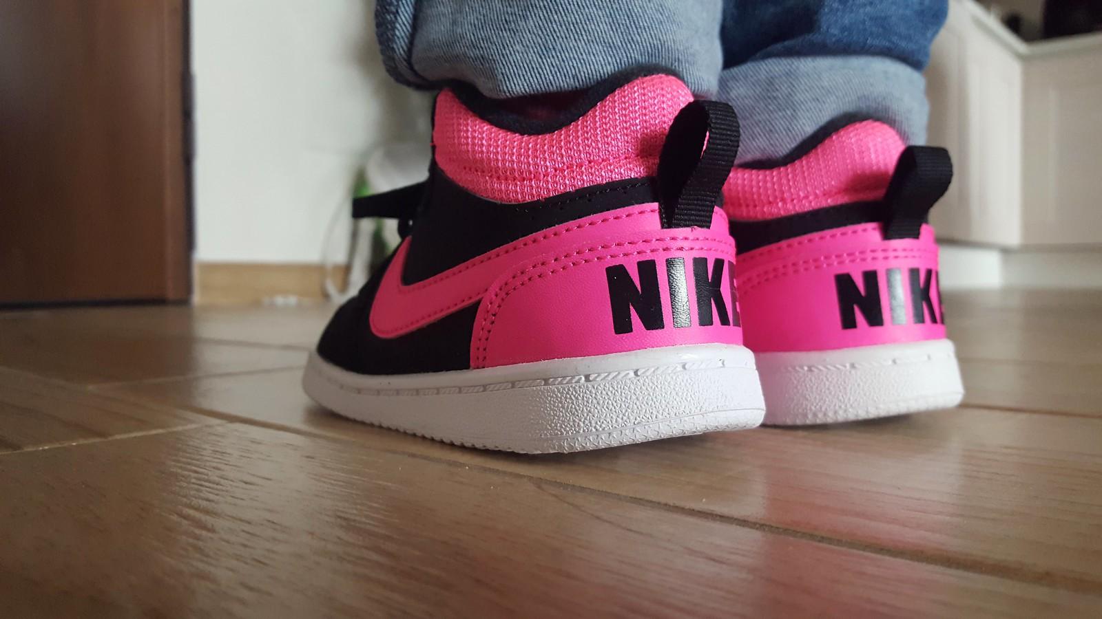 Le mie prime Nike