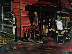 Café (now) Rouge/Life Is Elsewhere