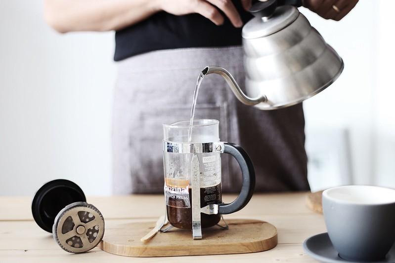 Trải nghiệm cà phê kiểu pháp với bình French press | PrimeCoffee