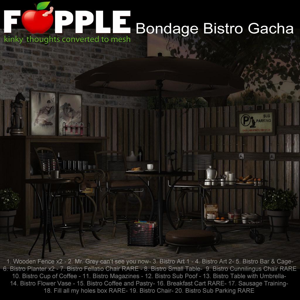 Fapple – Bistro Gacha @ PocketGacha