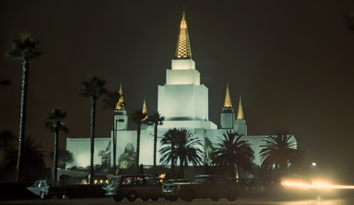 LDS Temple, Oakland - 1986 (2)
