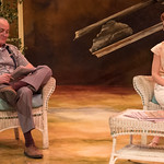 All My Sons at the Arvada, Center - Pictured L-R: Sam Gregory (Joe Keller) and Jessica Austgen (Lydia Lubey) Photo - Matt Gale Photography 2018