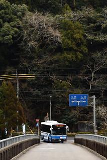 產交バス 神瀨~石水寺線