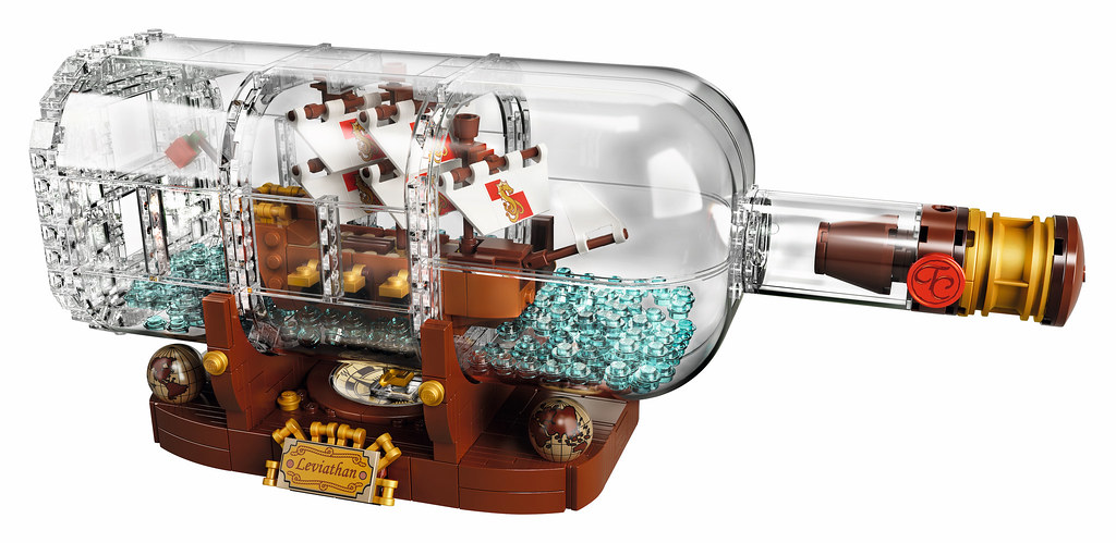 Ship-in-a-Bottle-21313-8-Bottle-on-Stand