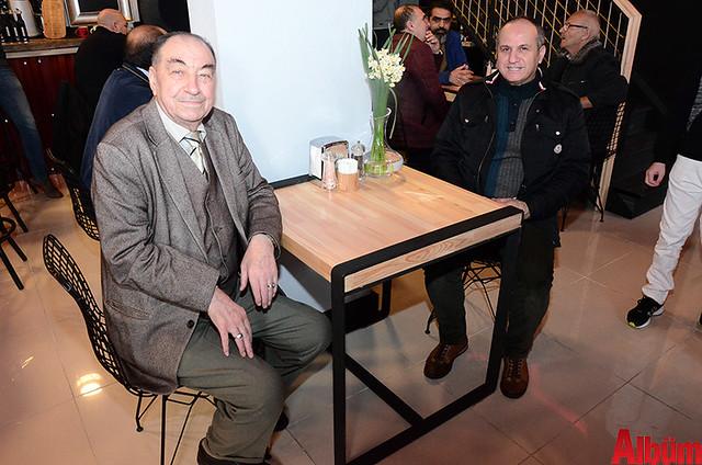 Eşref Gençoğlu, Ahmet Harmancı
