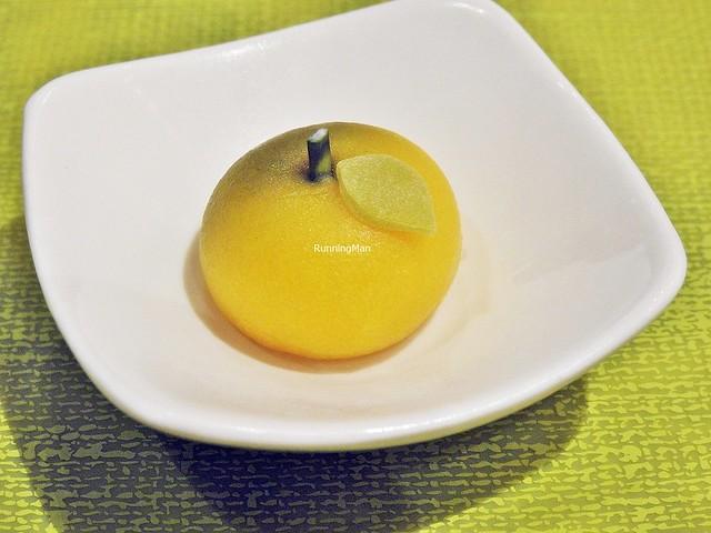 Apple Mochi