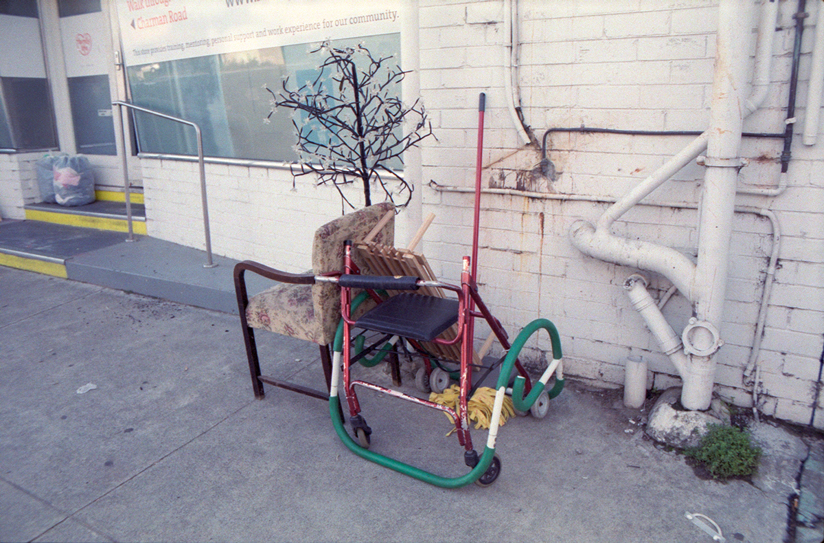 Melbourne, 2016