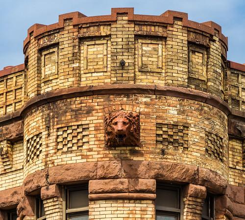 Ashland Lion's Head
