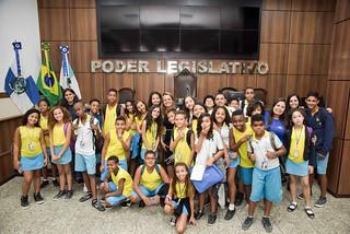 Programa Visite a Câmara - Sistema Magalhães de Ensino