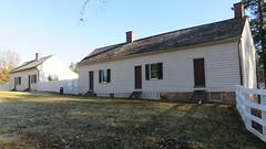 Melrose Estate Slave Quarters (Natchez National Historical Park, Mississippi)