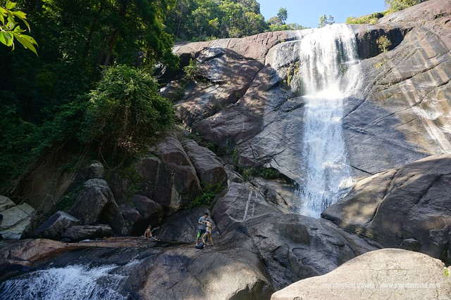 Seven Wells Waterfalls in Langkawi