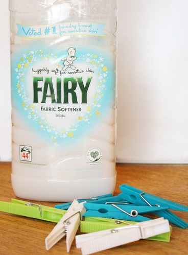 Gentle Fairy softener