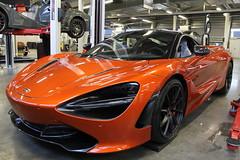 McLaren 720 Lakbescherming