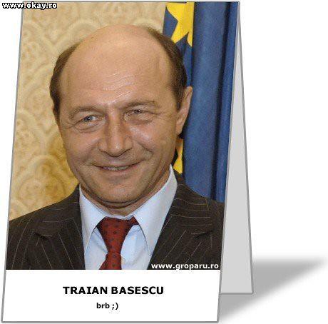 Băsescu s-a însănătoşit