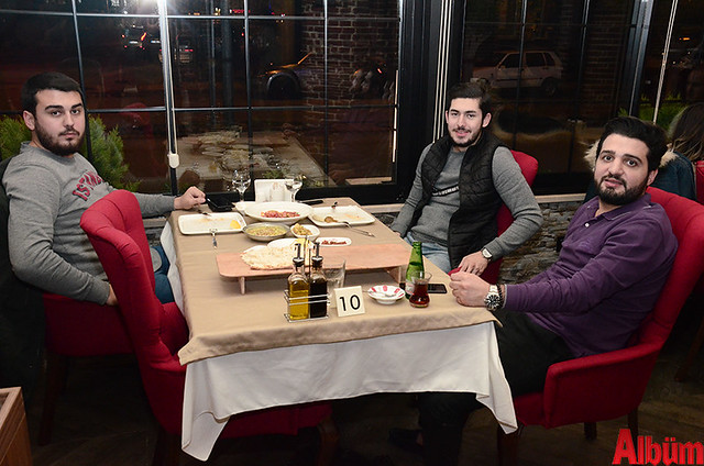 Bahri Şenli, Baran Tuncer, Mehmet Tanrıtanır