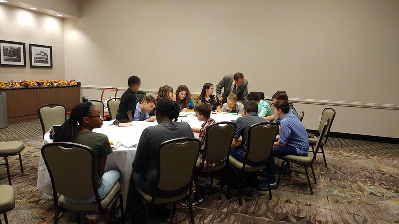 Teen Bible Study with Doug Wendt