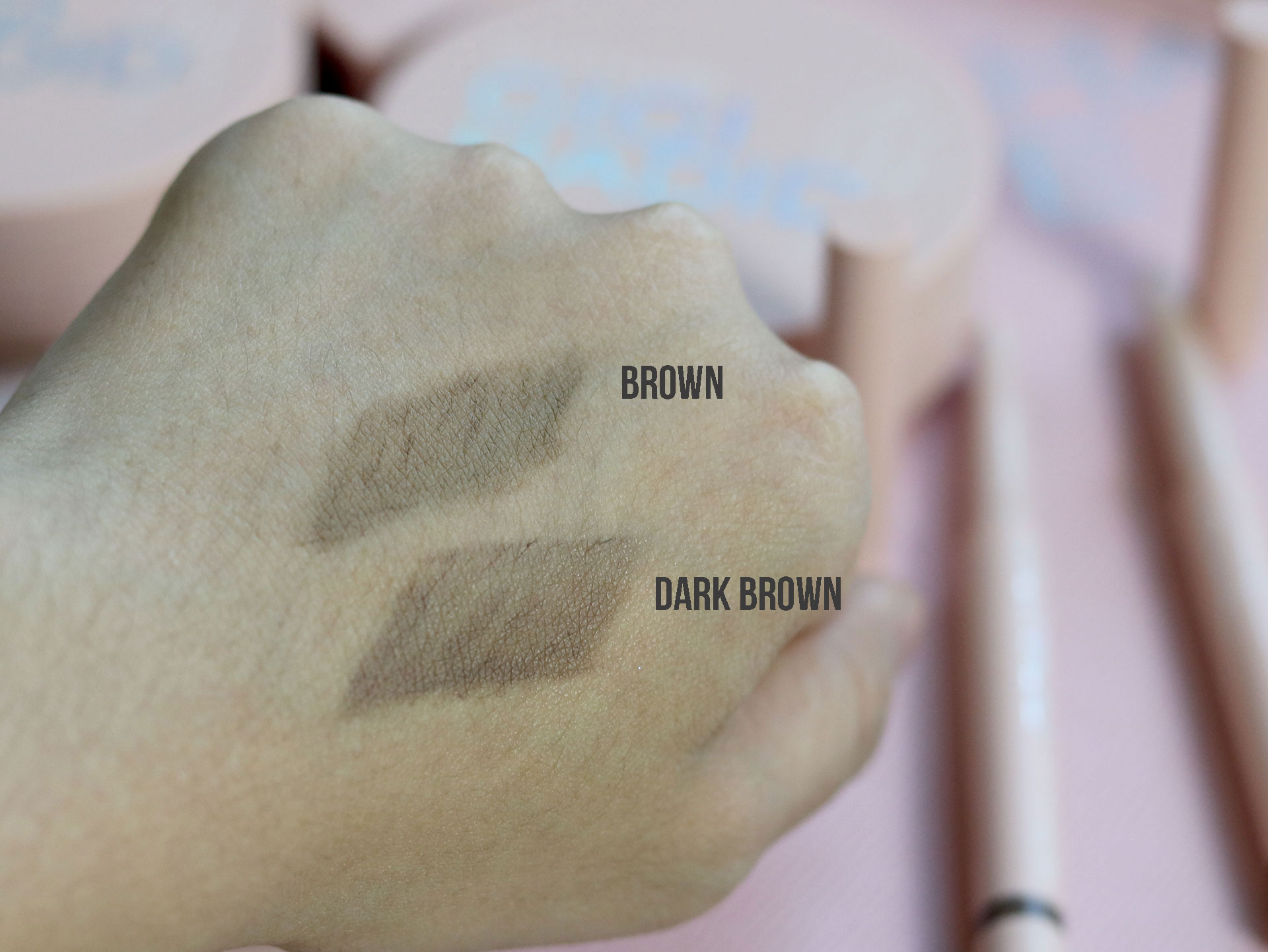 24 Gigi Hadid Maybelline Collection Review Swatches Photos - Gen-zel She Sings Beauty