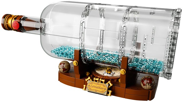 21313 Ship in a Bottle 5