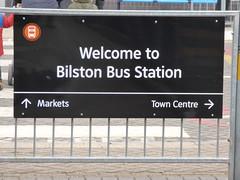Bilston Bus Station