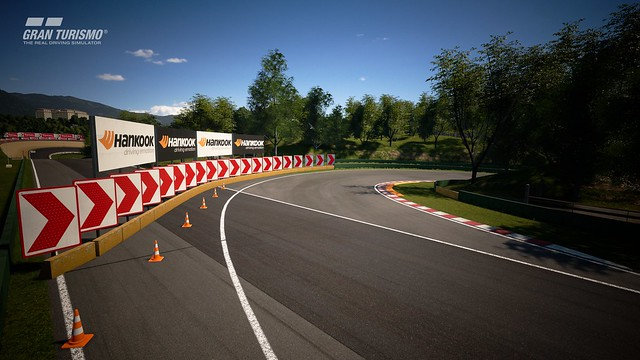 Gran Turismo Sport Patch 1.11: Lake Maggiore East
