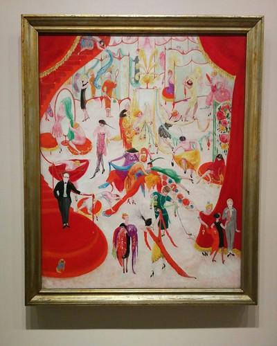 """Spring Sale at Bendel's"", 1921 #toronto #artgalleryofontario #florinestettheimer #stettheimerago #bendels"