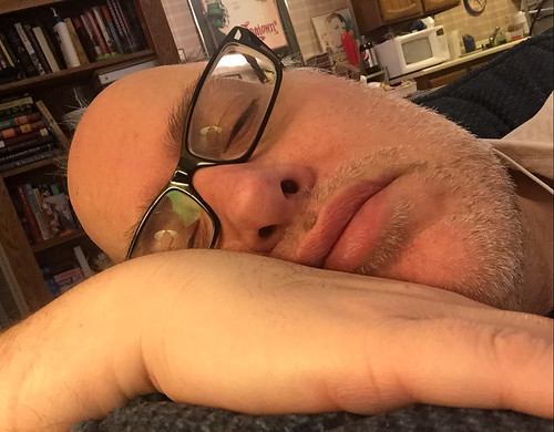 Day 2207: Day 17: Nap