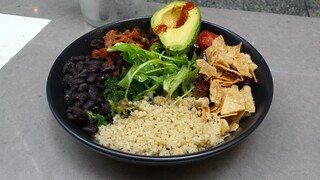Abundance Bowl at Comuna Cantina