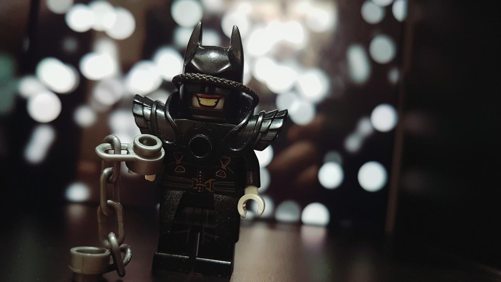 The Batman Who Laughs The Brick Legend Flickr