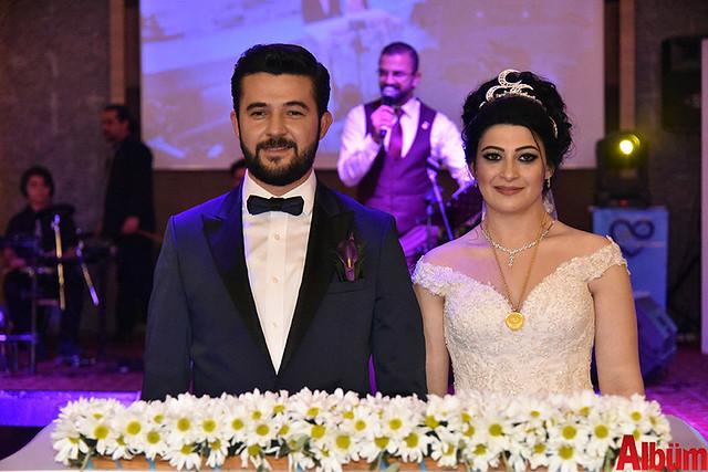Ahmet Sünbül, Esra Çetin