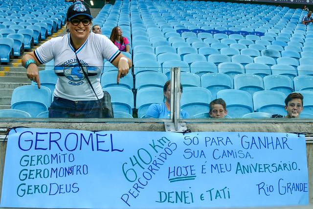 Grêmio x Cruzeiro-POA 03/02/18 Gauchão 2018