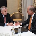 Deputy Secretary of State John J. Sullivan travels to Germany, Italy, Ukraine, Latvia, and Belgium from February 15-24.