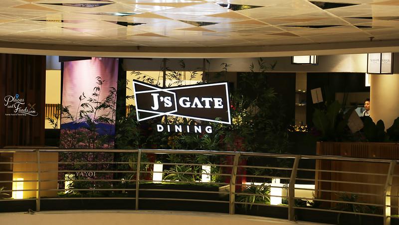 j's gate dining