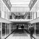 perspective de couloir
