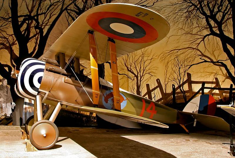 Nieuport28-TeddyRooseveltSonQuentinRoosevelt