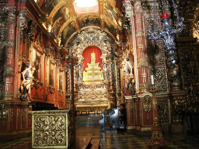 monasterio sao bento 2 obiective turistice rio de janeiro