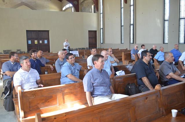 Encuentro del clero en Canning