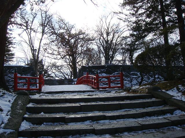 Morioka Castle Park