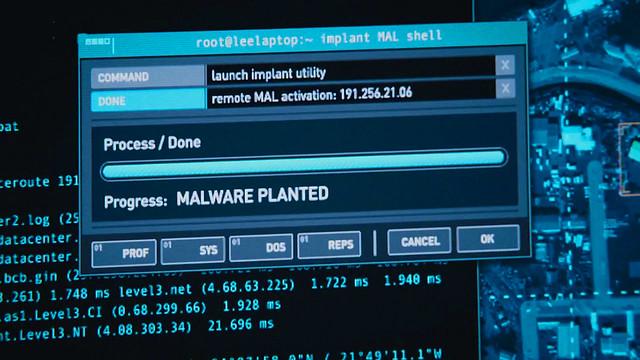 Malware plantado