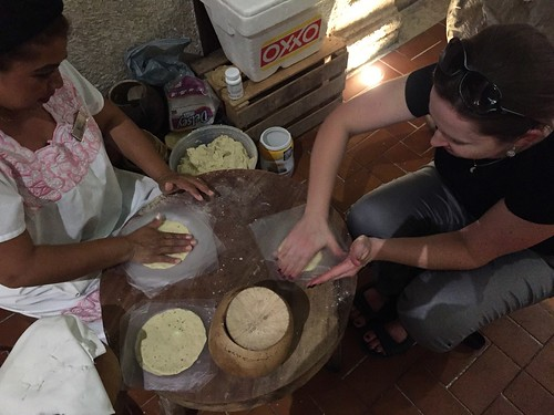 aking tortillas. From 8 Mayan Dishes to Try in the Yucatan