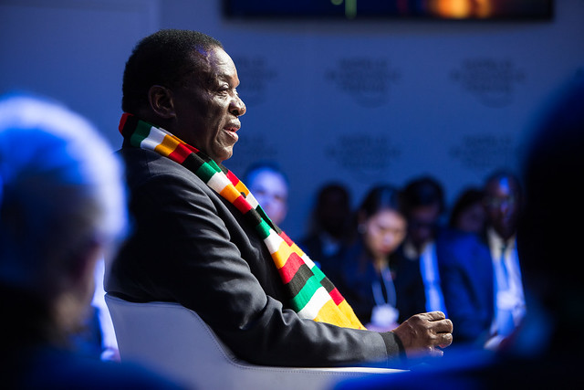 An Insight, An Idea with Emmerson Mnangagwa