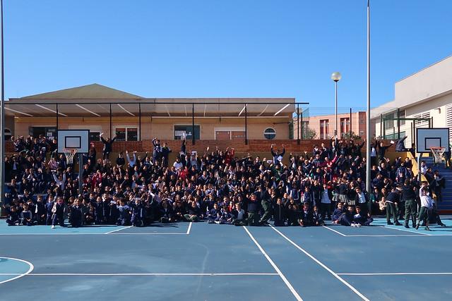 SOCIAL |  Visita al Colegio Enrique Soler