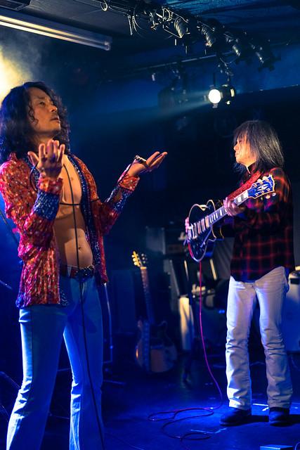 Tangerine live at 獅子王, Tokyo, 06 Feb 2018 -00459